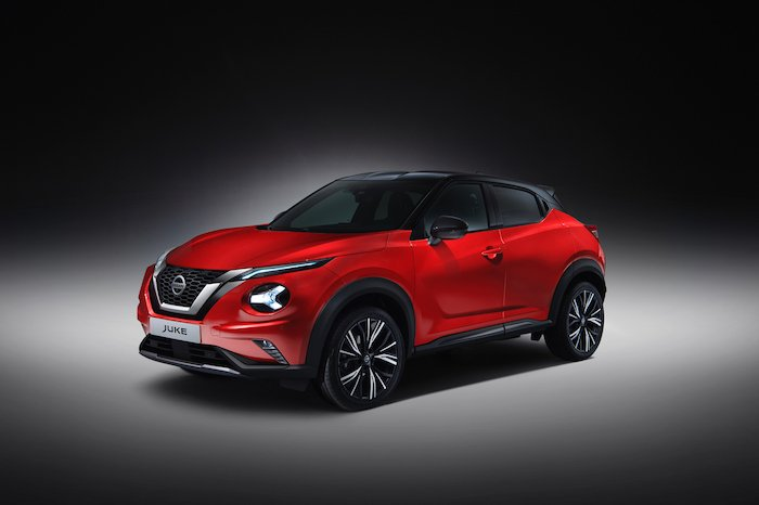 New Nissan JUKE gets official