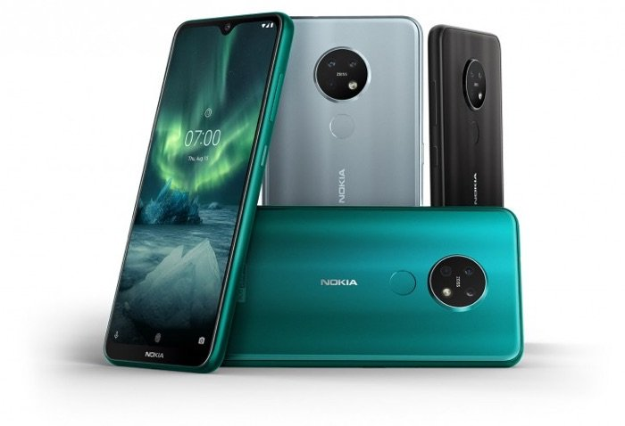 Nokia 7.2 up for pre-order in the US