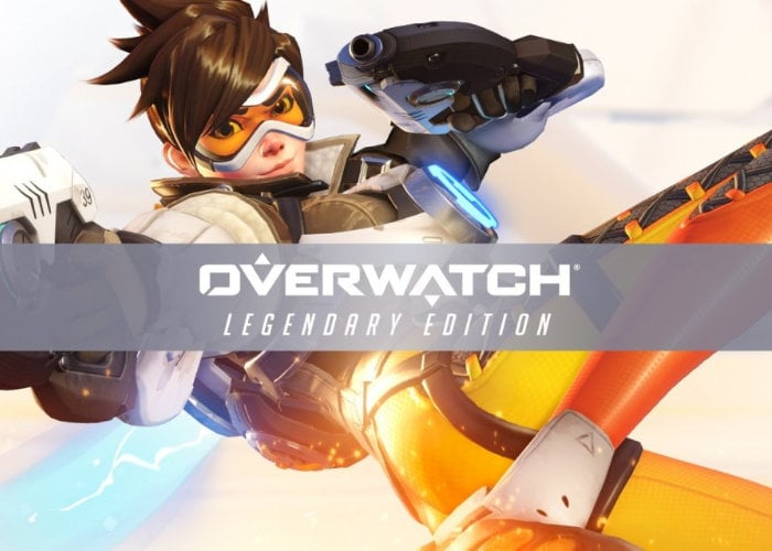 Overwatch officially lanching on Nintendo Switch October