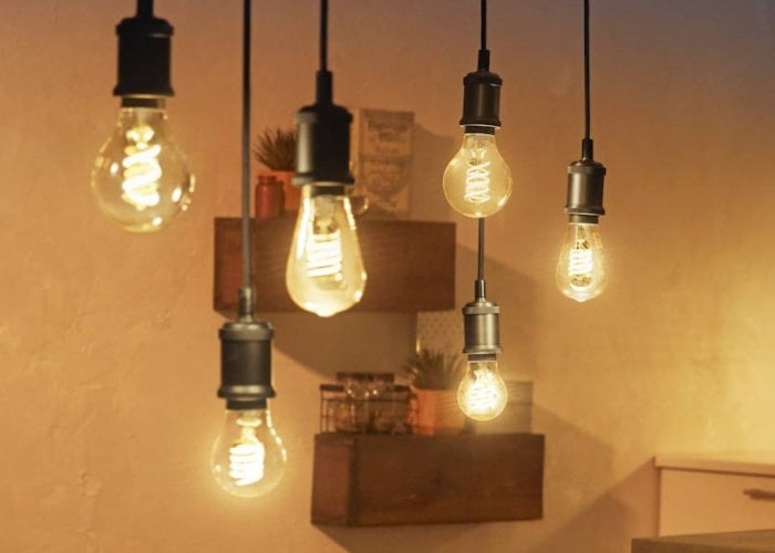Philips Hue Filament Edison style retro smart light bulbs unveiled - Geeky  Gadgets