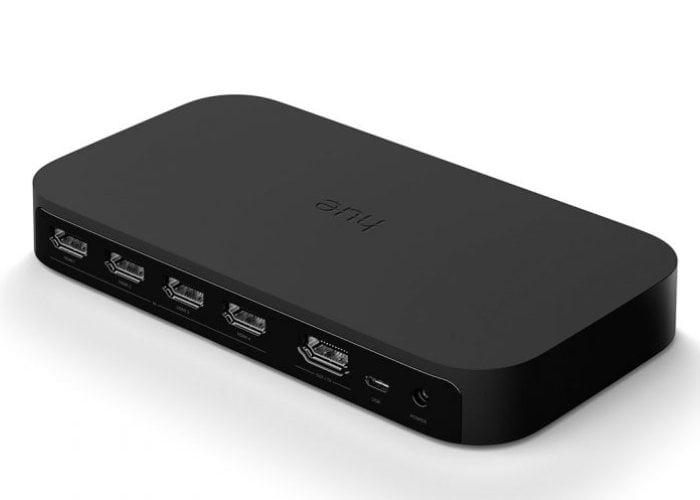 Phillips Hue Play HDMI Sync Box