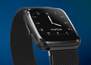 PineTime smartwatch