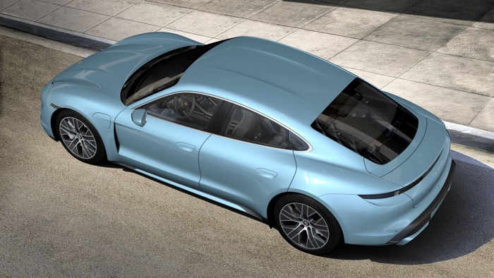 Porsche Taycan starts at £115,858 in the UK - Geeky Gadgets