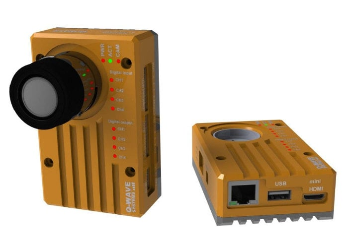 Raspberry Pi EagleEye smart camera