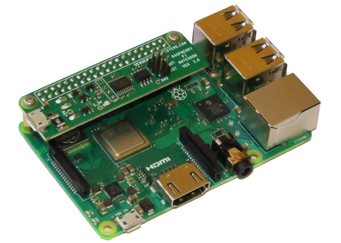 Raspberry Pi power managment Hardware Watchdog HAT hits Kickstarter