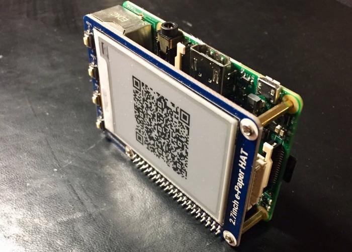 Raspberry Pi IOTA payment provider project