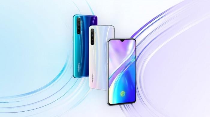 Realme X2 smartphone