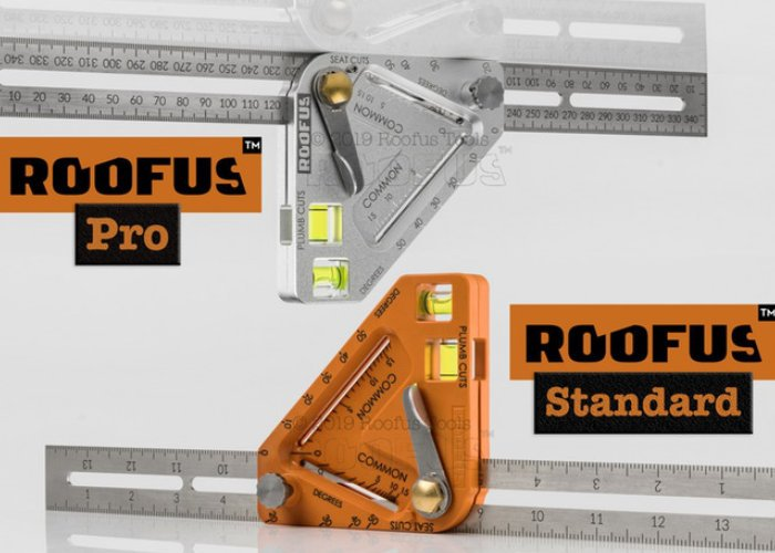 Roofus 10-in-1 carpentry tool