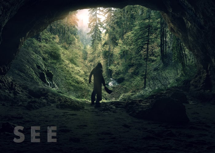 The Trailer for Jason Momoa's See Is Serving Game of Thrones Vibes