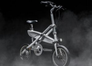 SIVRA folding electric bike