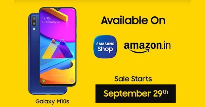 Samsung Galaxy M30s launch today