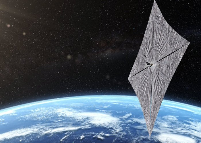 Science behind Solar Sails explained