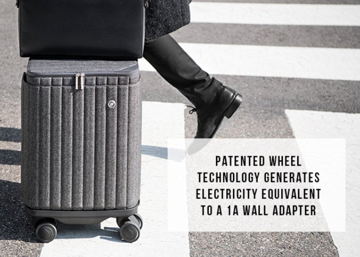 suitcase charger