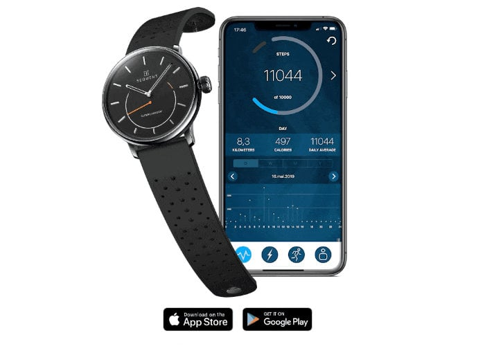 automatic smartwatch