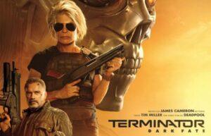 Terminator Dark Fate movie