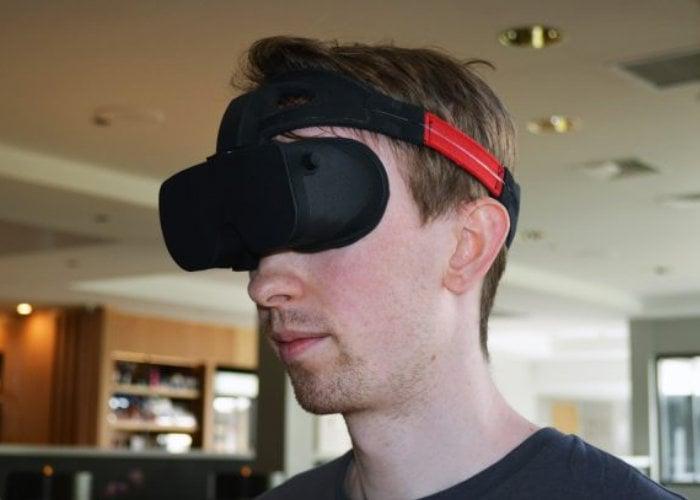 Vality VR headset
