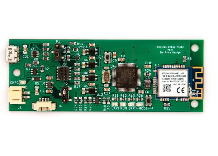 ctxLink ARM Cortex-M wireless debug probe