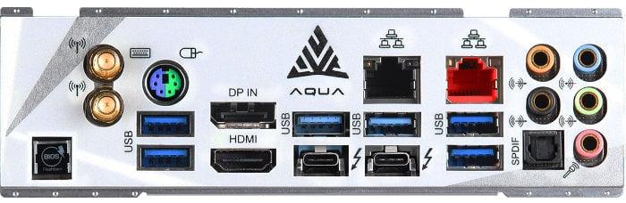 ASRock X570 AQUA motherboard