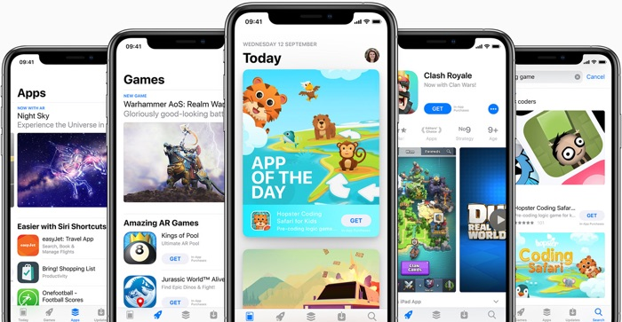 Apple tweaked App Store searches so its apps don't always rank first