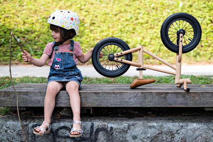 bixie balance bike