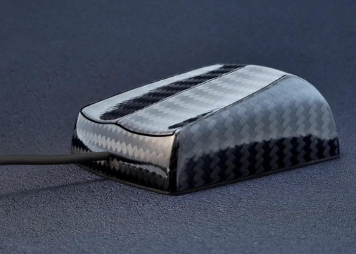 carbon fiber gaming mouse