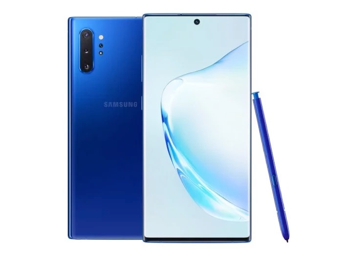 Samsung Galaxy Note 10 is WiFi 6 certified