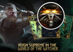 iOS Gwent Witcher game