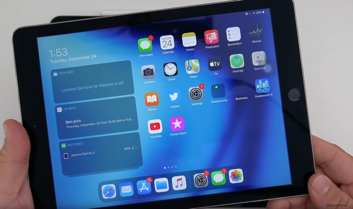 What's new in Apple's iPadOS (Video)