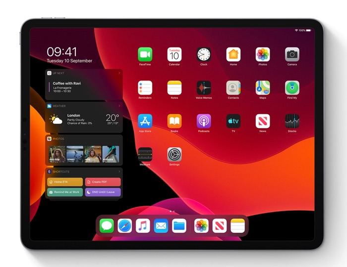 New iPadOS features shown off in Apple promo video