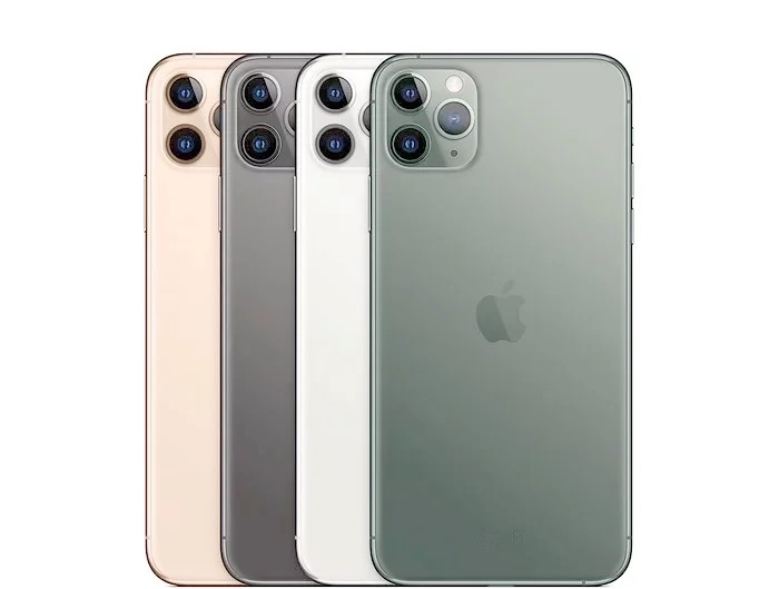 Apple's new iPhone 11 handsets have Intel modems inside