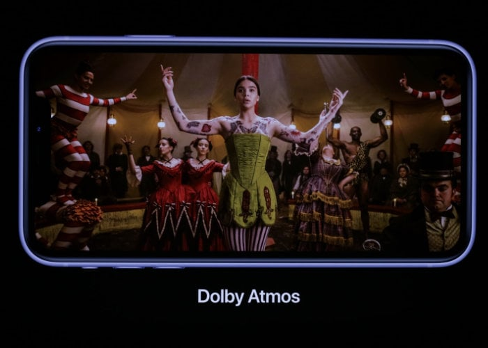 iPhone 11 Dolby Atmos