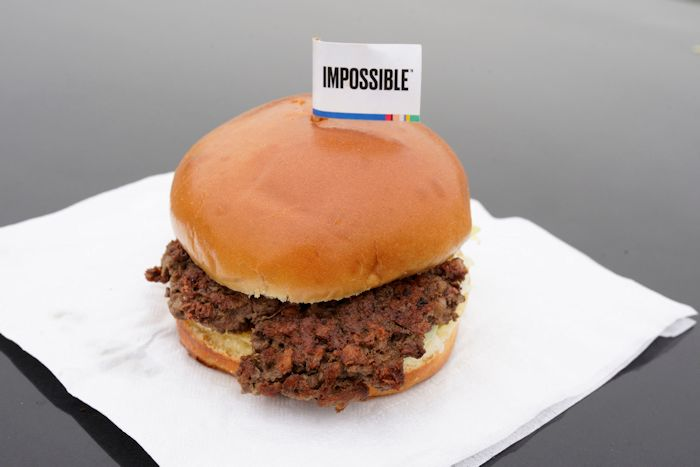 You can finally get the Impossible Burger at this grocery store