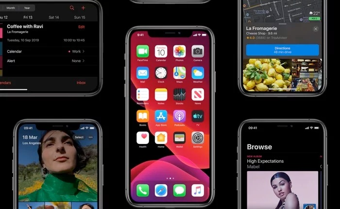 iOS 13.1 beta 4 released to developers and public testers
