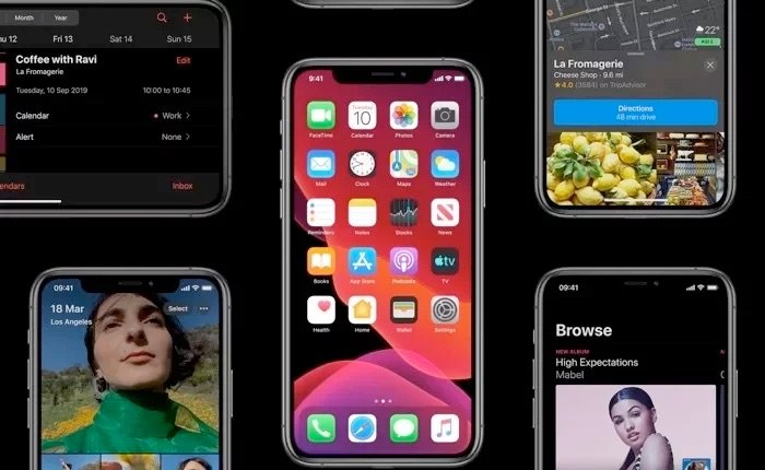 Apple's iOS 13.1 and iPad OS is coming on the 24th of September