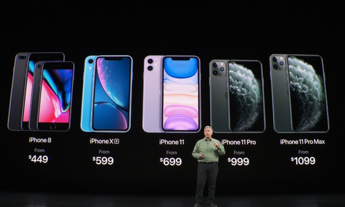 iphone 11 prices