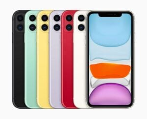 iPhone 11 pricing