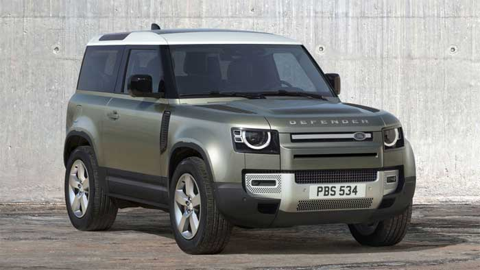 IAA 2019: Reinvented 2020 Land Rover Defender breaks cover