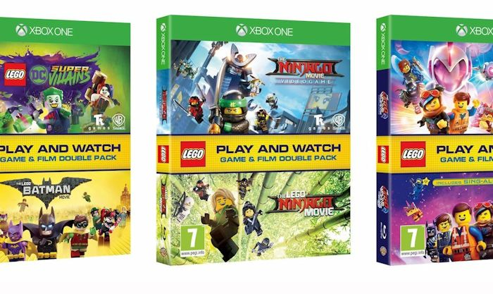 Lego movie and game bundles are hitting PS4 and Xbox One