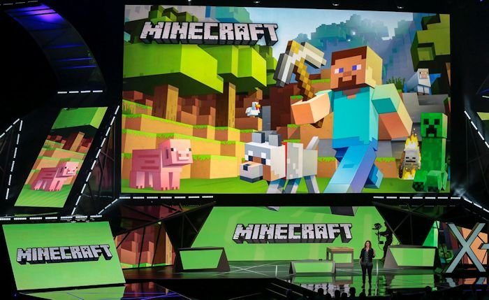 Minecraft has 112 million monthly players