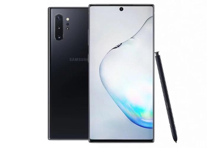 Samsung 5G smartphones