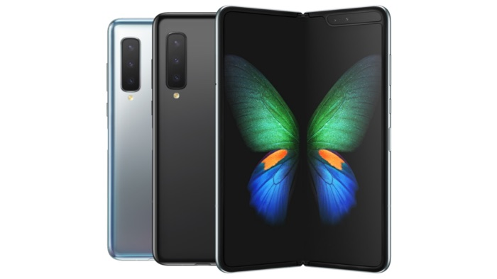 Hands on with the improved Galaxy Fold: This one probably won't break