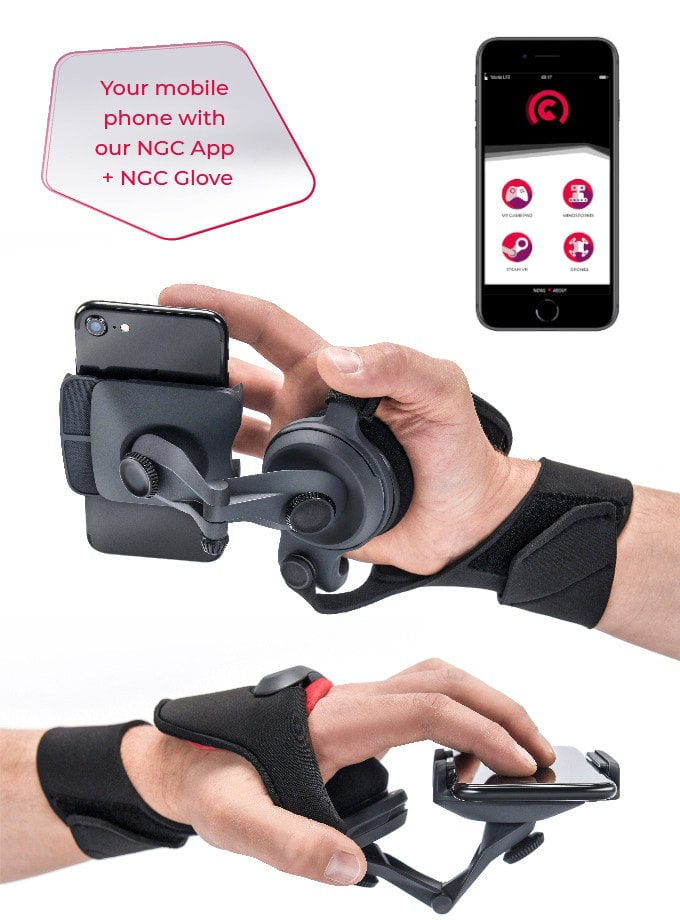 smartphone motion controller