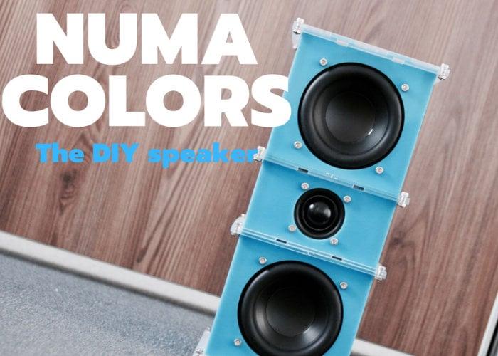 speaker kit