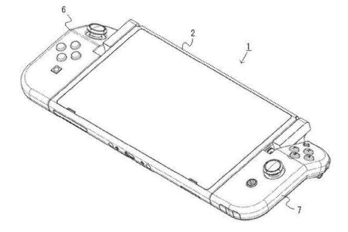 Nintendo planning bendable Switch controllers