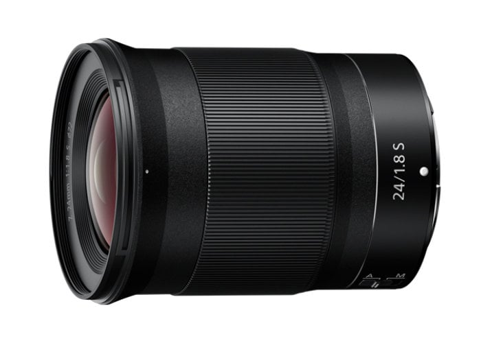 wide angle prime lens