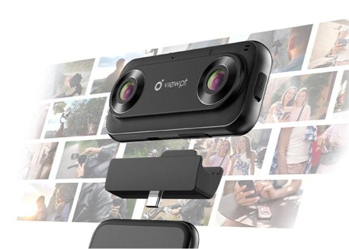 4K VR Live Streaming Camera