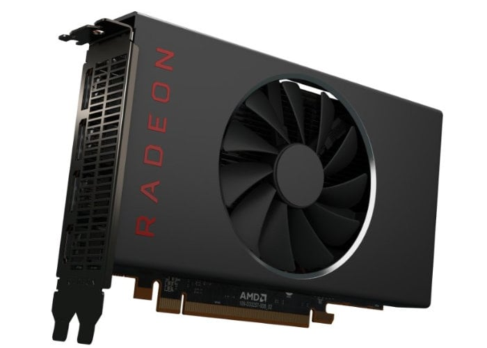 AMD Radeon RX 5500 Series graphics cards introduced