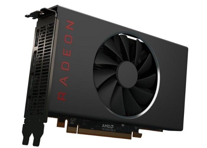 AMD Radeon RX 5500 Series Graphics