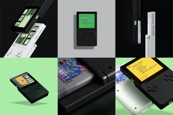 Analogue Pocket console