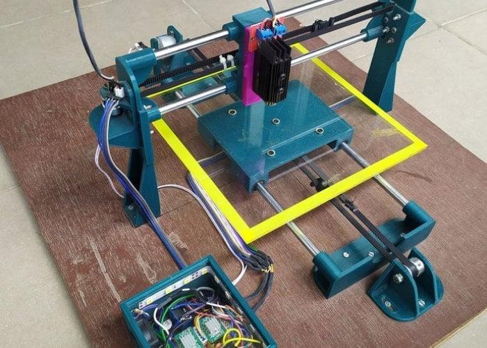 Arduino plotter